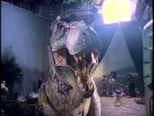 Maletyrannosaurusanimatronic