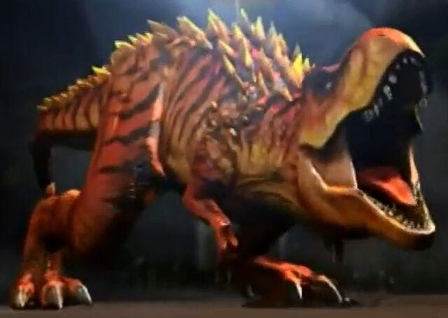 File:Tyrannosaurus Rex (MAXED).jpg