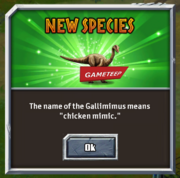 Jurassic-Park-Builder-Gallimimus-Evolution-Screen