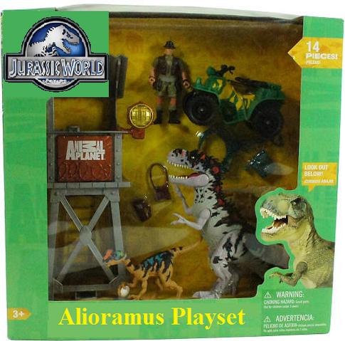 File:Jurassic world Alioramus playset.png