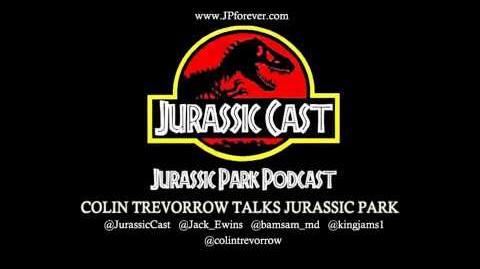 Colin Trevorrow Jurassic Park Interview