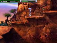 Jurassic Park Danger Zone Road Block