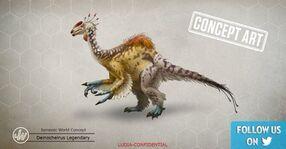 Deinocheirus Mirificus (14)