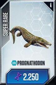 Prognathodon