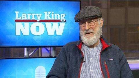 James Cromwell shares details about 'Jurassic World' sequel Larry King Now Ora.TV