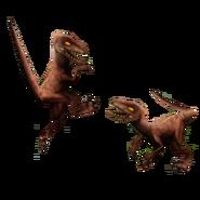 Velociraptor-Render