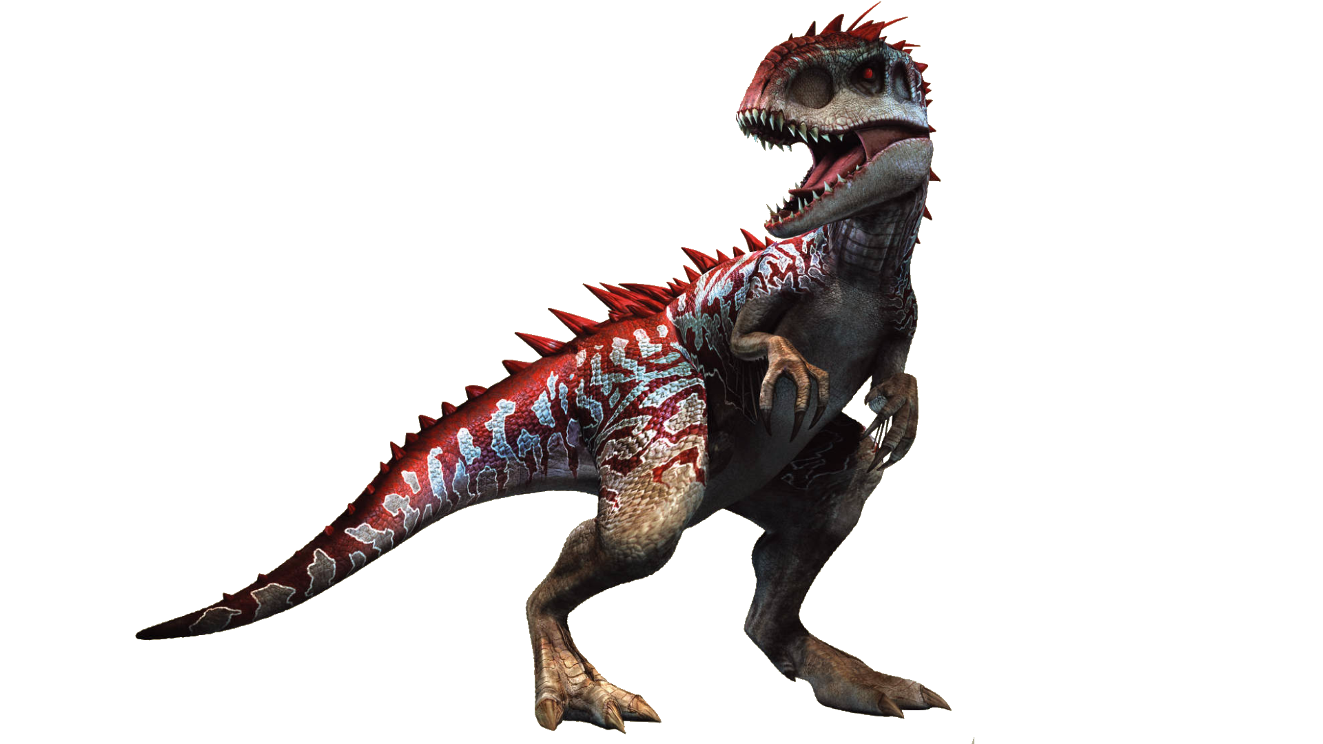 image   jurassic world the game hybrid indominus rex by