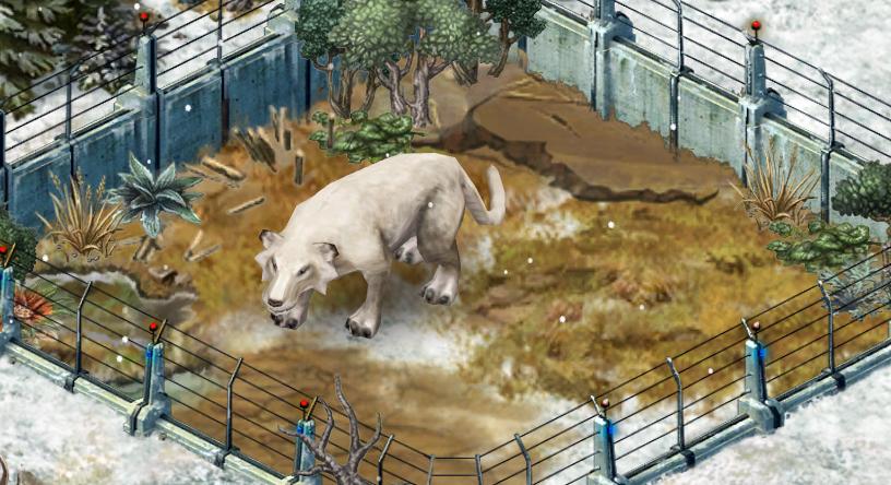 Image - Megistotherium lev5.png   Jurassic Park wiki ...