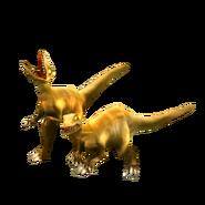 Compsoganthus-Render