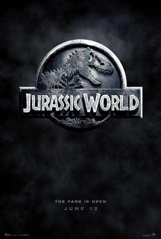 File:Jurassic World Teaser Poster.jpg