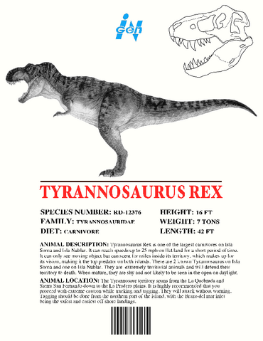 File:Ingen Dinosaur Info Sheets T-Rex.png