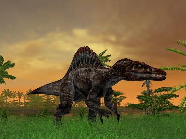 File:Jpog spinosaurus by merchasaurus-d40iotx.jpg