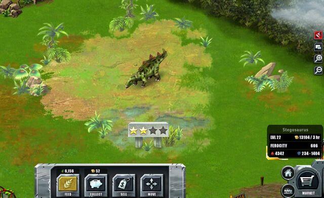 File:Jurassic Park Builder Game Pictures Dinosaurs Stegosaurus Levels 22.jpg