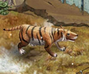 File:Second Evolution Juvenile Megistotherium.png