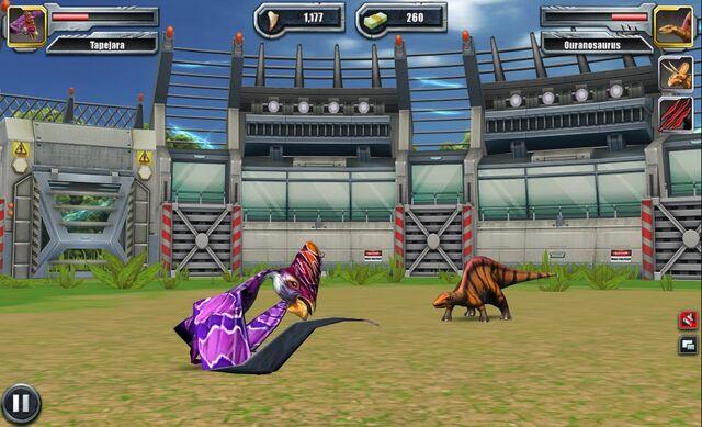 File:Jurassic Park Builder Tapejara Battle (4).jpg