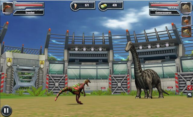 File:Jurassic Park Builder Battle Arena Gallimimus11 Nov. 03, 2015.jpg
