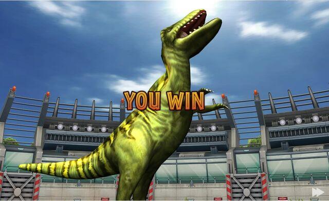 File:Jurassic Park Builder Battle Arena Acrocanthosaurus38 Nov. 03, 2015.jpg
