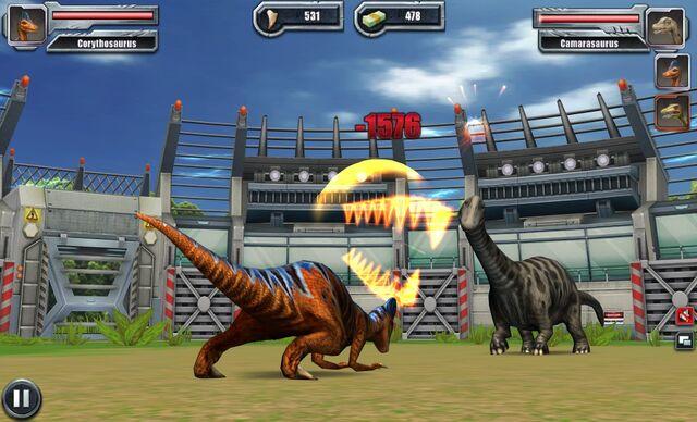 File:Jurassic Park Builder Battle Arena Ouranosaurus19 Nov. 03, 2015.jpg