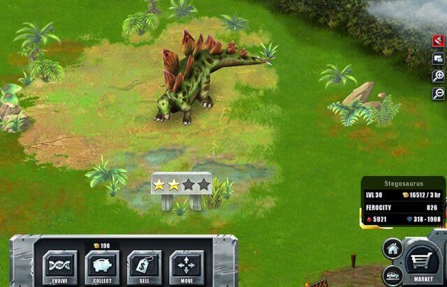 File:Jurassic Park Builder Game Pictures Dinosaurs Stegosaurus Levels 30.jpg