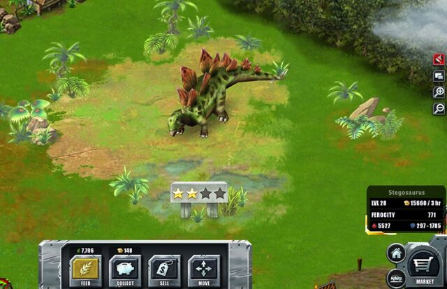 File:Jurassic Park Builder Game Pictures Dinosaurs Stegosaurus Levels 28.jpg