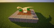 Skeleton - Mussaurus