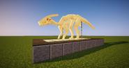 Skeleton - Parasaur