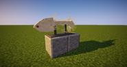 Skeleton - Coelacanth