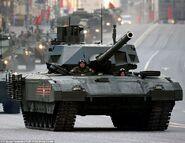 T-14 Armata MBT 4