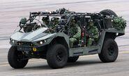 Spider Mk. II Light Strike Vehicle