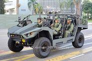 Spider Light Strike Vehicle 5