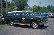 Sheriff Suburbia