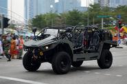 Spider Light Strike Vehicle 6
