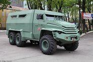 Kolun 6x6 MRAP
