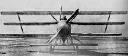 Stirling QF-2 (front)
