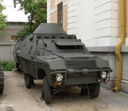 ABI Armored Car 2