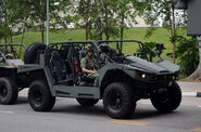 Spider Light Strike Vehicle 2