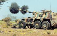 Denel G6 Howitzer 9