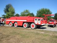 Urga 8437F (MAZ-543 near Zil-131)