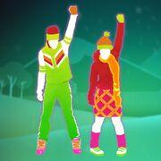 Just Dance Now - A-Punk