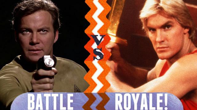File:Battle Royale Captain Kirk VS Flash Gordon.png