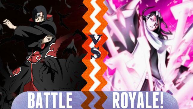 File:Battle Royale Itachi Uchiha vs Byakuya Kuchiki.png