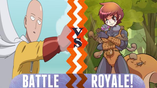 File:Battle Royale Saitama vs Squirrel Girl.png