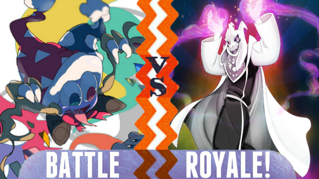File:Battle Royale Marx vs Asriel Dreemurr.png