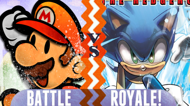 File:Paper Mario vs Archie Sonic.PNG