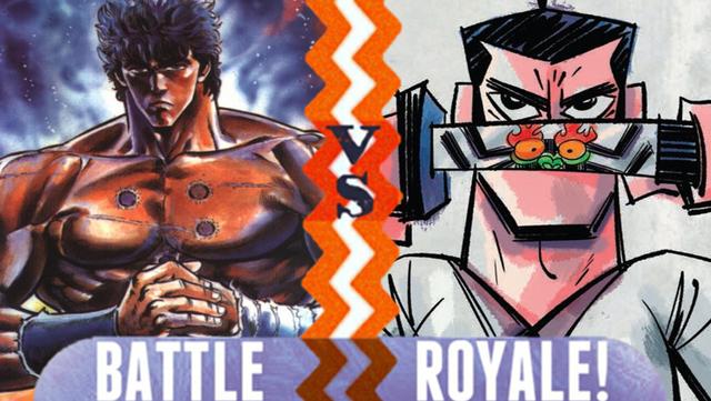 File:Kenshiro vs Samurai Jack.PNG