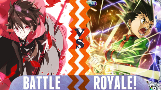 File:Battle Royale Ruby Rose vs Gon Freecss.png
