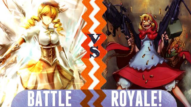 File:Battle Royale Mami Tomoe vs. B.B. Hood.png