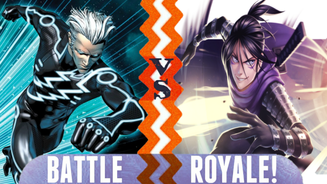 File:Battle Royale Quicksilver vs Speed-o-Sound Sonic.png