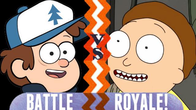File:Dipper vs Morty.PNG