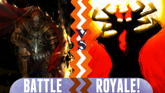File:Battle Royale Ganondorf vs Aku.png
